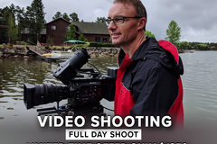 OFFERS General: Video Shooting at your location
