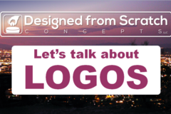 OFFERS General: Designed from Scratch Concepts - Let's talk about logos