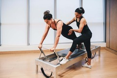 OFFERS General: Private Pilates Training