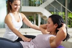 OFFERS General: MASTER TRAINER, FEMALE, IN-HOME PERSONAL TRAINER