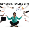 OFFERS General: 4 EASY STEPS TO LESS STRESS