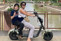 OFFERS General: Scooter Tour in Old Town Scottsdale