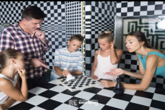 OFFERS General: Escape Room Experience for 4!